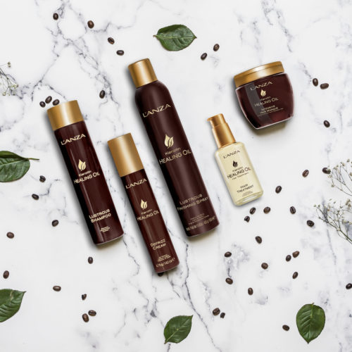 L'anza Keratin Healing Oil Collection (KHO)